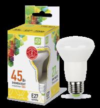 Лампа свд. зеркальная LED-R63-standart 5Вт 220В Е27 3000K 400Лм ASD