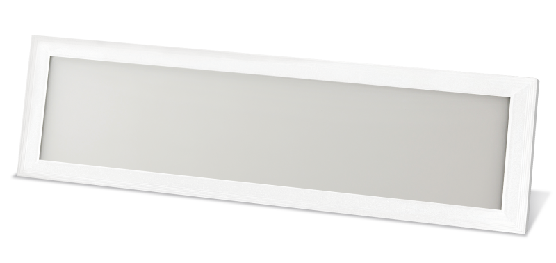 Панель светодиодная LP-01 40Вт 160-260В 4000К 3200Лм 1195х295х11мм IP40