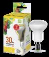 Лампа свд. зеркальная LED-R50-standart 3.0Вт 220В Е14 3000K 250Лм ASD