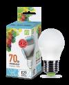 Лампа свд. LED-ШАР-standard 7,5Вт 160-260В Е27 4000К 600Лм ASD