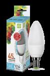 Лампа свд. LED-Свеча-standard 5Вт 160-260В Е14 4000К 400Лм ASD