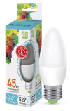 Лампа свд. LED-Свеча-standard 5Вт 160-260В Е27 4000К 400Лм ASD