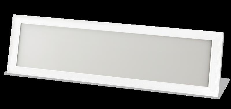 Панель светодиодная LP-01-standard 36Вт 160-260В 4000К 3000Лм 1195х295х11мм без ЭПРА БЕЛАЯ IP40