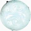 Светильник свд. потолочный Снежинка СЛЛ 012 16Вт 6К стекло