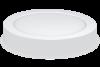 Панель свд. NRLP-eco 1845 18Вт 160-260В 4000К 1440Лм 225мм БЕЛАЯ накладная ASD