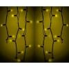 Свд. гирлянда бахрома 2x0,5м RB-OIC100LSE-Y-T-I4-P (желтая)